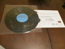 STATUS QUO -  LP - SIGNED ROSSI-PARFITT-LANCASTER-COGHLAN- BLUE FOR YOU - COA
