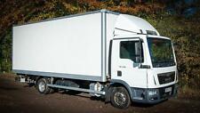2014 MAN/ ERF TGL 7.150 7.5t box tail lift truck