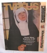 #4455 Newsday TV Plus May 27-June 2 2001 Television Guide Diane Keaton