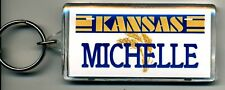 KANSAS NAME KEYCHAIN MICHELLE (LN-13-550)