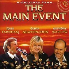 Highlights from the Main Event [Bonus Track] by Olivia Newton-John (CD, Feb-2004, BMG (distributor))