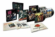 Strange Boys 12 Inch Analog Hanoi Rocks LP Record