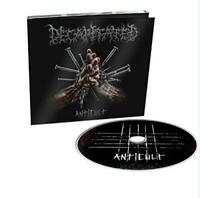 Decapitated - Anticult - Limited Edition (NEW CD)