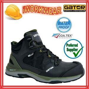 GATOR Waterproof Hiking SAFETY EVERGLADES PUMA Boot GC3741 'Preferred Supplier'