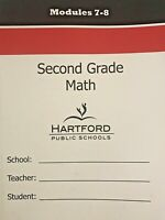 Eureka Math Second Grade Math Modules 7-8 9781260116854
