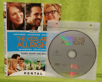 The Kids Are All Right (DVD, 2010)Annette Bening, Julianne Moore, Mark Ruffalo