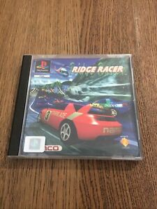 Ridge Racer Complete Black Label  (PS1)