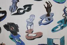 Pierre Frey curtain upholstery fabric design Reve de Psychanalyste 1.9 metres