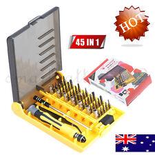 45 in 1 Tool Repair Mobile Cell phone Pc Screwdriver Kit set pentalobe & torx
