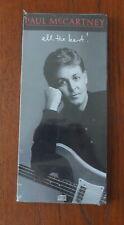 Rare CD Paul McCartney Long Box all the best ! New Old Stock.