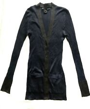 MARC BY MARC JACOBS Knit Cardigan Navy Size XS / S