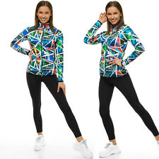 Trainingsanzug Sportanzug Jogginganzug Hose Sweatshirt Damen OZONEE O/22095