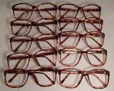 Vintage 10 Pc. Lot Elite Richard D.Amber 56/20 Eyeglass Frame New Old Stock #S18