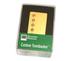 Seymour Duncan TB-5 Custom Gold Cover Trembucker Bridge Pickup 11103-17-Gc