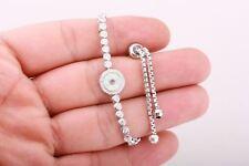 Turkish Jewelry Evil Eye Ruby Opal 925 Sterling Silver Tennis Bracelet