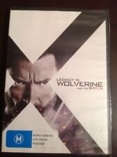 LEGACY X: WOLVERINE & THE  X-MEN New Sealed DVD  R4