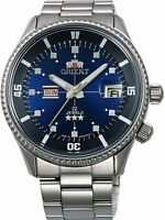 ORIENT Watch Sporty KING MASTER Blue WV0031AA Automatic Men's from japan