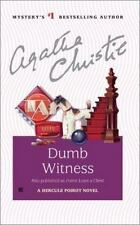 Dumb Witness (Hercule Poirot) by Christie, Agatha
