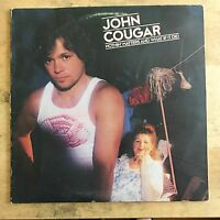 John Cougar Nothin Matters And What If It Did 1980 Viny LP Riva Records RVL 7403