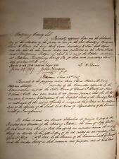 Incredible Bank of Pottstown, PA Ledger 1857-1863, Potts Family Members + More