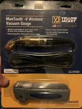 "Yellow Jacket 67020 ManToothâ""¢ - V (Vacuum Only) Wireless Vacuum Gauge"
