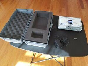 Sun Nuclear 1027 Professional Continuous Radon Monitor CRM