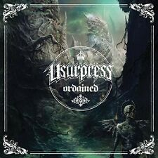 USURPRESS - ORDAINED  CD NEU