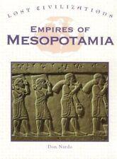 Empires of Mesopotamia (Lost Civilizations (Greenh