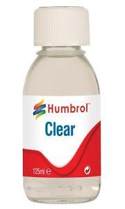 Humbrol #7431 Gloss Clear (125ml)
