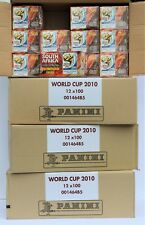 Panini World Cup 2010 South Africa - 48 x sealed box - NEW
