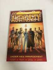 Authority Under New Management Tpb Nm Near Mint 9.4