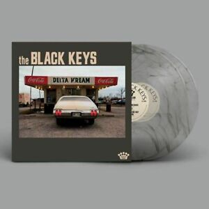 The Black Keys Delta Kream Vinile Lp Colorato (Silver Marbled) (Indie Exclusive)