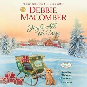 Debbie Macomber JINGLE ALL THE WAY Unabridged CD *NEW* FAST Ship !