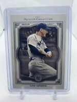 2013 Topps Museum Collection #53 Lou Gehrig New York Yankees