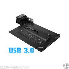 Lenovo ThinkPad Mini Dock Series 3 4337 con USB 3.0 , sin llave