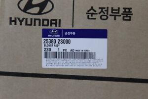 253802S000 Hyundai Mobis New Genuine BLOWER ASSY
