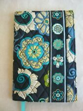 Vera Bradley Book Cover Blue Floral