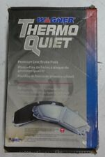NEW WAGNER THERMO QUIET BRAKE PADS PD560 / D560 FITS VEHICLES ON CHART