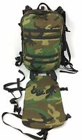 Gregory SPEAR Assault Patrol Pack US Military Woodland Camo Army Surplus