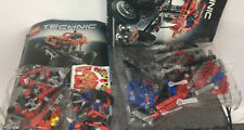 Lego Technic 42005 Monster Truck set. Incomplete No Tires