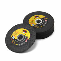 4 Inch Resin Metal Cutting Disc Wheel Cut Off Blade for Iron Angle Ginder 50Pcs