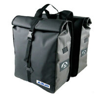 Azur Metro Bicycle Pannier Bags Black