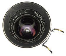 Cooke Kinetal 9mm f1.9 (T2) Arriflex standard mount  #740528