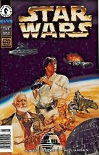 Star Wars A New Hope Comic Issue 1 Modern Age 1997 Jones Barreto Willilamson