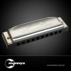 Hohner 560 Special 20 Harmonica In Key C