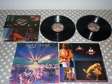 SUPERTRAMP - PARIS DOUBLE VINYL GATEFOLD ALBUM LP RECORD 33rpm PLAYS EXCELLENT