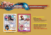 2018 TOPPS UPDATE SERIES BASEBALL LIVE RANDOM PLAYER 12 HOBBY BOX CASE BREAK