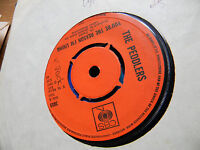 The Peddlers 45 You're the Reason I'm Living/Nine Miles High CBS 3055 Psych UK