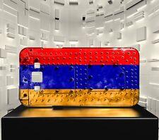 Coque Rigide pour Galaxy J7 (2016) Drapeau ARMENIE 06
