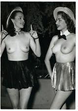 photo danseuses cabaret Nid des vedettes vers 1950  curiosa Paris Montmartre